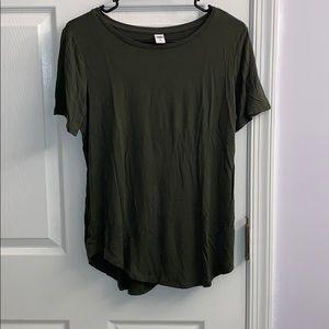 Old navy shirt.